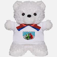 Lacross Moment Teddy Bear