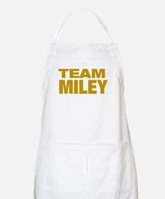 TEAM MILEY BBQ Apron