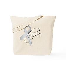 Parkinson's Ribbon Hope Tote Bag