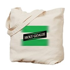 Holy Goalie Tote Bag