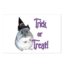 Chinchilla Trick Postcards (Package of 8)
