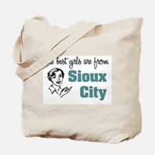 Best Girls Sioux City Tote Bag