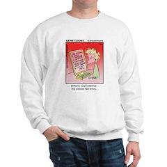 #58 Errors Sweatshirt