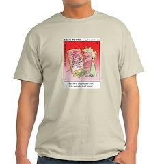 #58 Errors T-Shirt