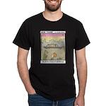 #61 Book on genealogy Dark T-Shirt