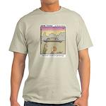 #61 Book on genealogy Light T-Shirt