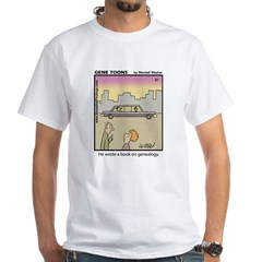 #61 Book on genealogy Shirt