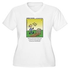 #63 GPS handheld T-Shirt