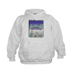 #64 Website on genealogy Hoodie