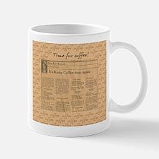 First Kau Kau Kitchen Column Righty Mug