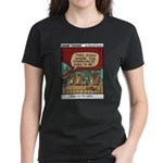#65 Maps can be useful Women's Dark T-Shirt