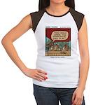 #65 Maps can be useful Women's Cap Sleeve T-Shirt