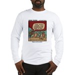 #65 Maps can be useful Long Sleeve T-Shirt