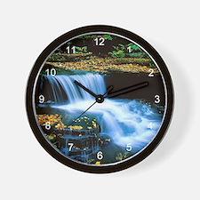 Rickett's Glen Wall Clock