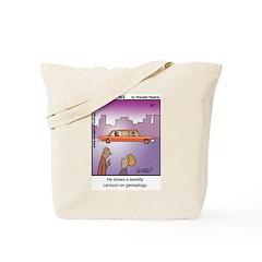 #67 Weekly cartoon Tote Bag
