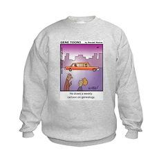 #67 Weekly cartoon Sweatshirt