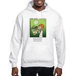 #68 He could understand Hooded Sweatshirt