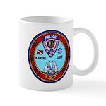Mamaroneck Harbor Police Mug