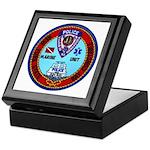 Mamaroneck Harbor Police Keepsake Box
