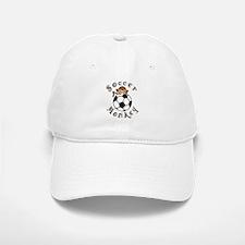Soccer Monkey Baseball Baseball Cap