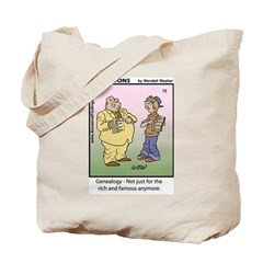 #73 Rich and famous Tote Bag