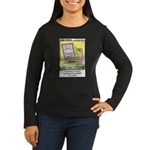 #75 300 photos Women's Long Sleeve Dark T-Shirt