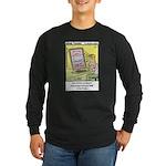 #75 300 photos Long Sleeve Dark T-Shirt