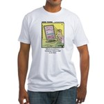 #75 300 photos Fitted T-Shirt