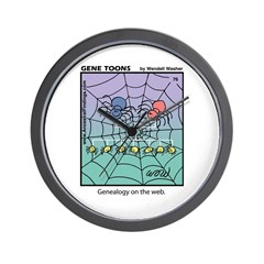 #76 On the Web Wall Clock