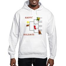 Genealogy Christmas<br> Hoodie