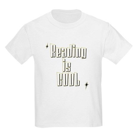 Reading is Cool Kids T-Shirt