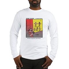#77 Ancient Egyptian Long Sleeve T-Shirt