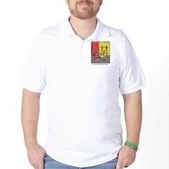 #77 Ancient Egyptian Golf Shirt