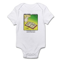 #80 Family Bibles Infant Bodysuit