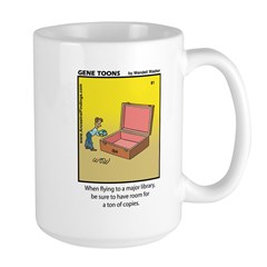 #81 Ton of copies Mug