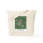 #83 Overgrown Tote Bag