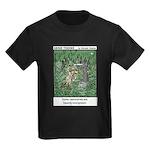 #83 Overgrown Kids Dark T-Shirt