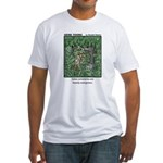 #83 Overgrown Fitted T-Shirt