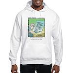 #86 How you think Hooded Sweatshirt