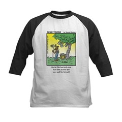#87 One fruit tree Kids Baseball Jersey