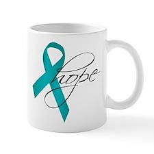 Tourette's Ribbon Hope Mug