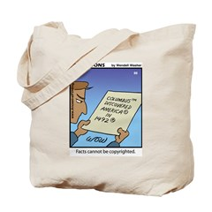 #88 Not copyrighted Tote Bag