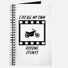 Riding Stunts Journal