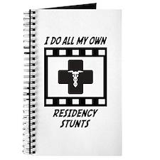 Residency Stunts Journal