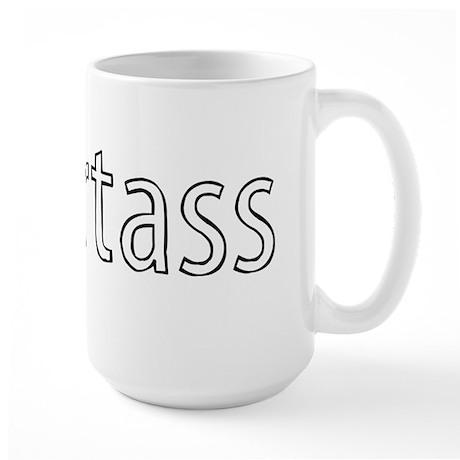 Smartass Large Mug