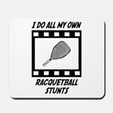 Racquetball Stunts Mousepad