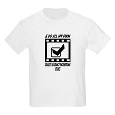 Quality Assurance Engineering Stunts T-Shirt