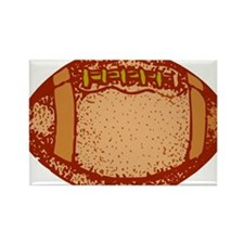 FOOTBALL_12 Rectangle Magnet