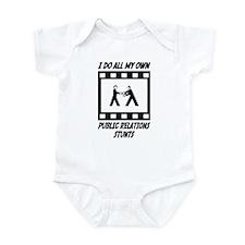 Public Relations Stunts Infant Bodysuit
