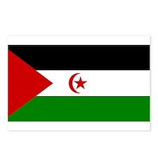 Flag of Western Sahara Postcards (Package of 8)